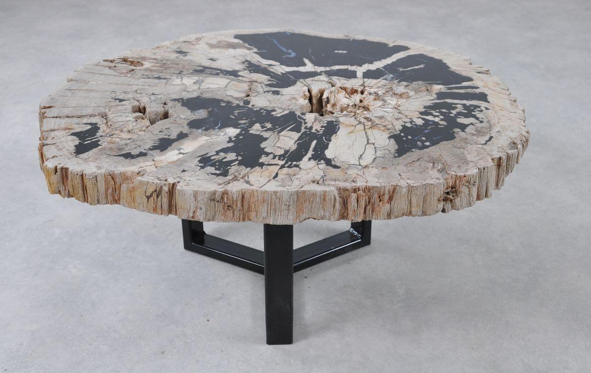 Mesa de centro madera petrificada 36310