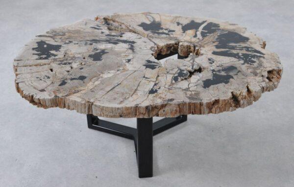 Mesa de centro madera petrificada 36316