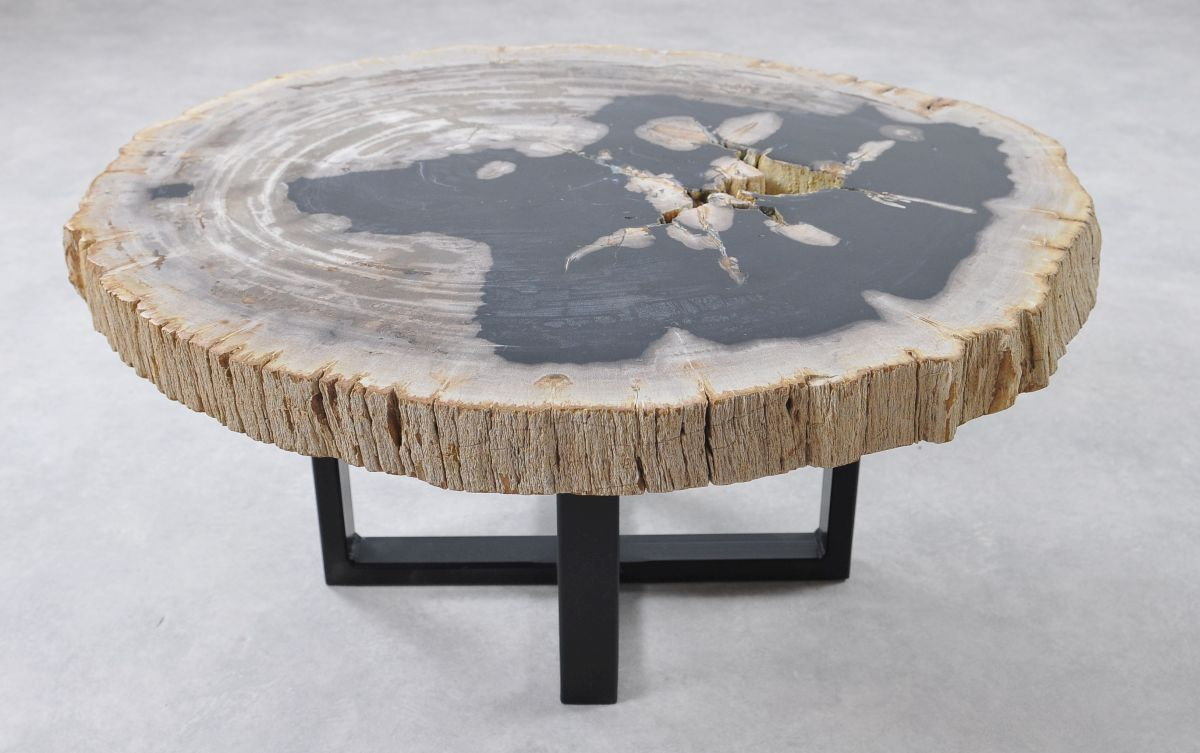 Salontafel versteend hout 36156