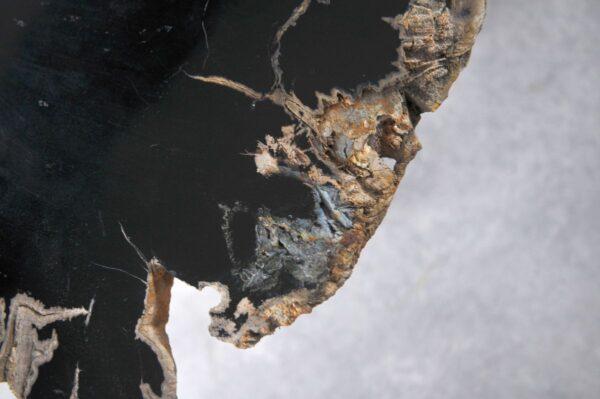 Salontafel versteend hout 36192