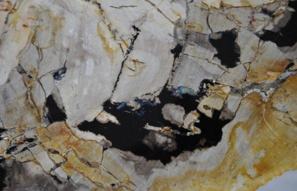 Salontafel versteend hout 36222