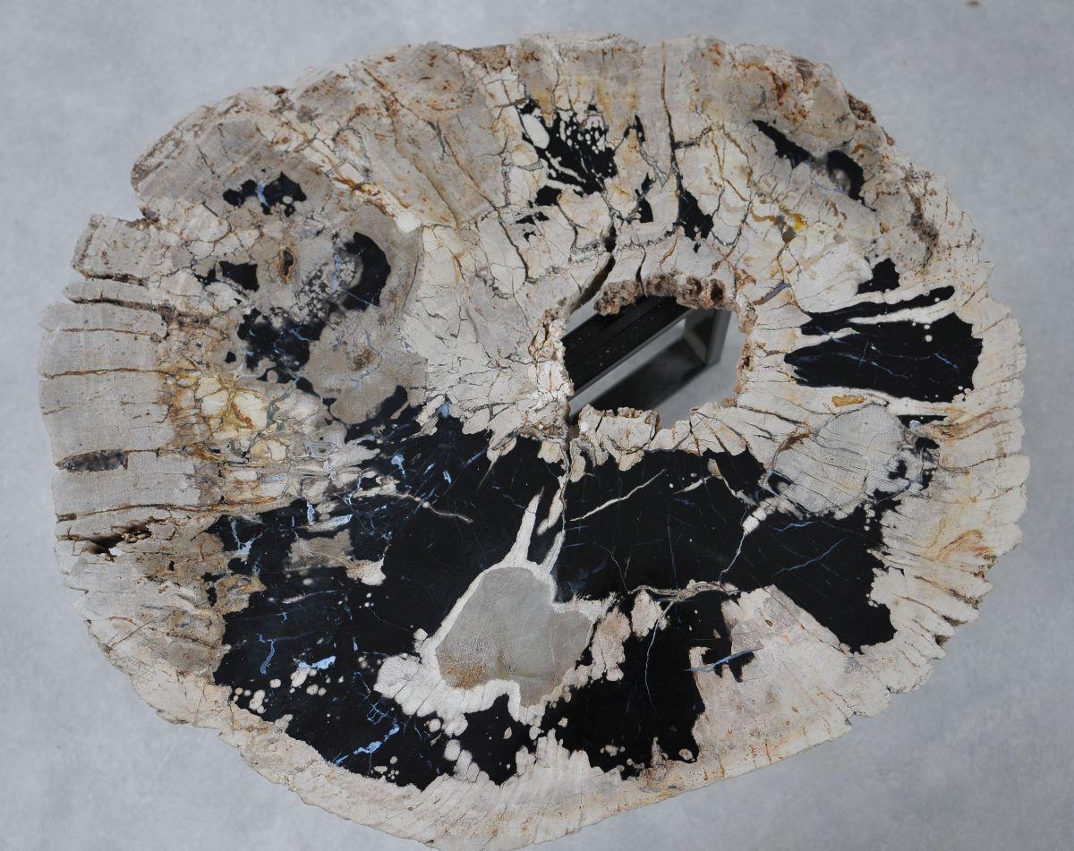 Salontafel versteend hout 36314
