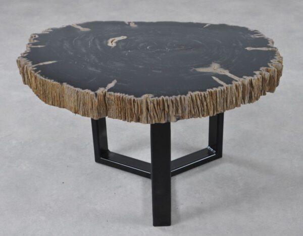 Table basse bois pétrifié 36183