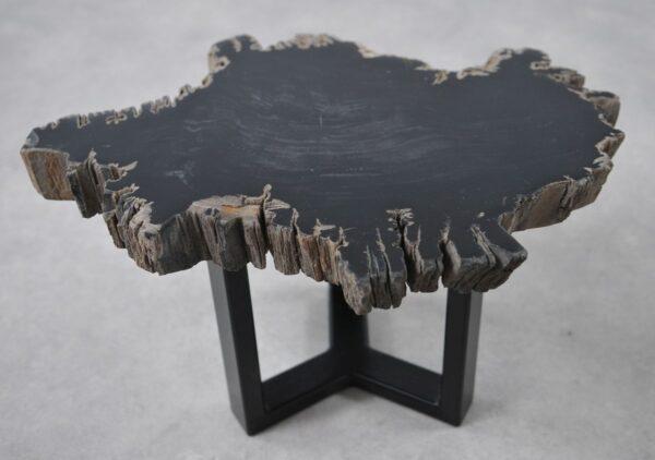 Table basse bois pétrifié 36196