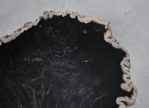 Table basse bois pétrifié 36206