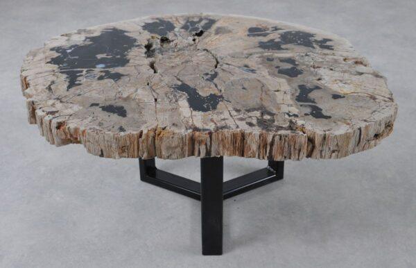 Table basse bois pétrifié 36295