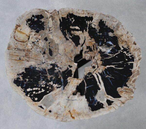Table basse bois pétrifié 36301