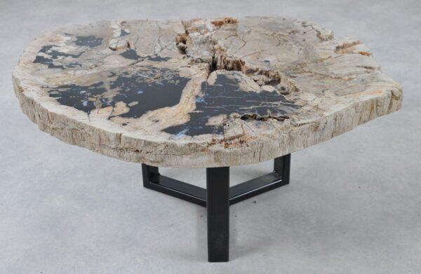 Table basse bois pétrifié 36302