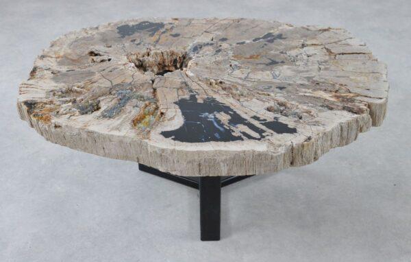 Table basse bois pétrifié 36312
