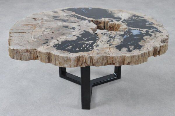 Table basse bois pétrifié 36315
