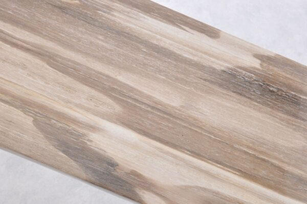 Table console bois pétrifié 36115