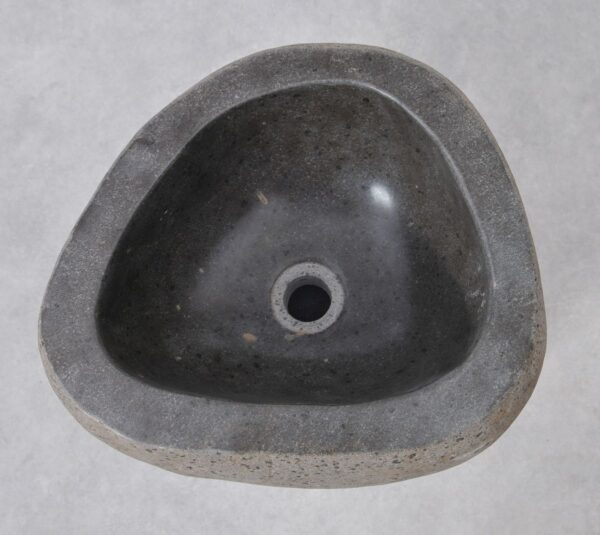 Wash hand basin petrified wood 36356