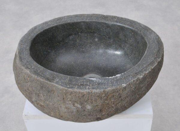 Wash hand basin petrified wood 36357