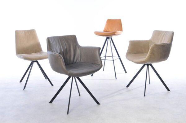 Bar stool Silas