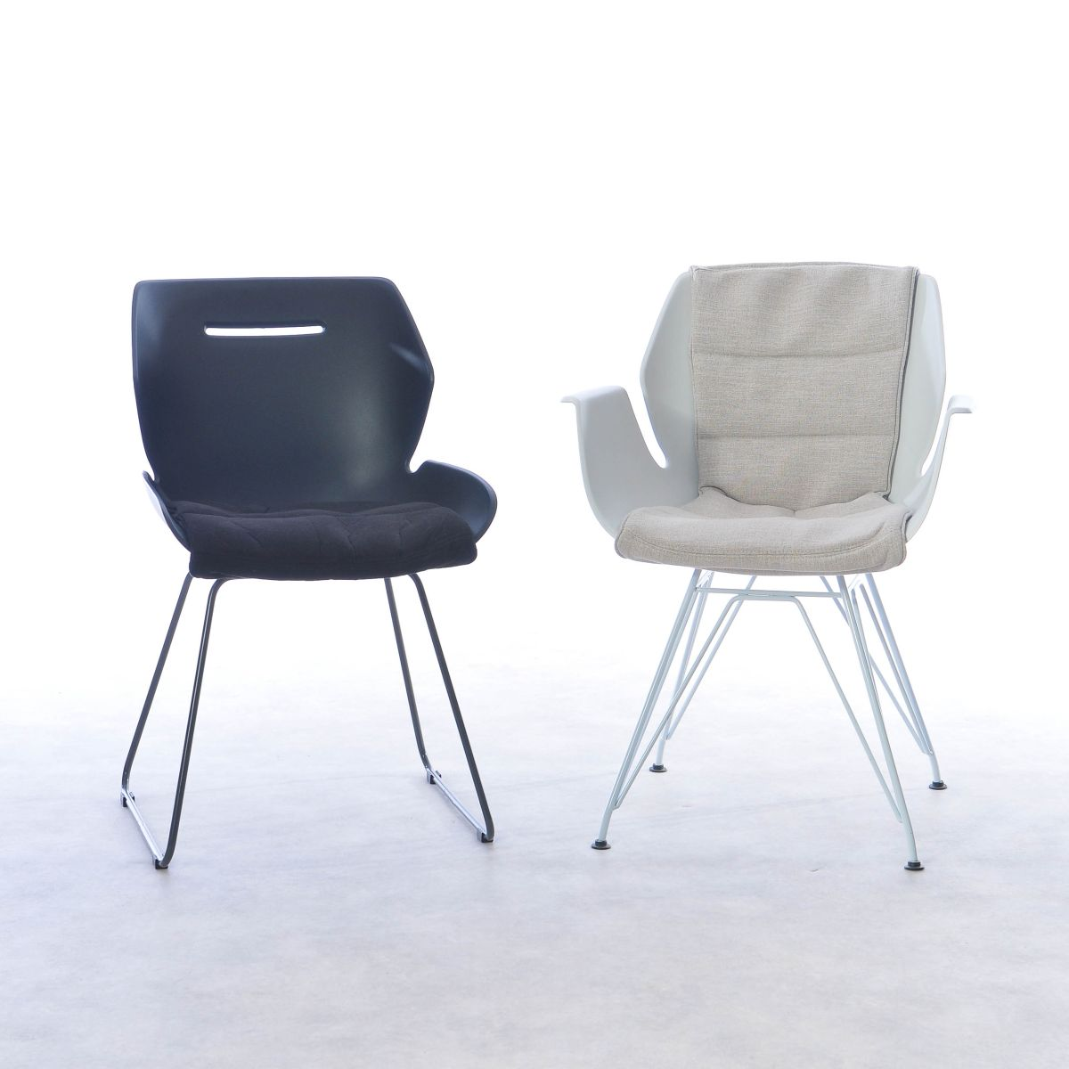 Dining room chair Tooon Iron