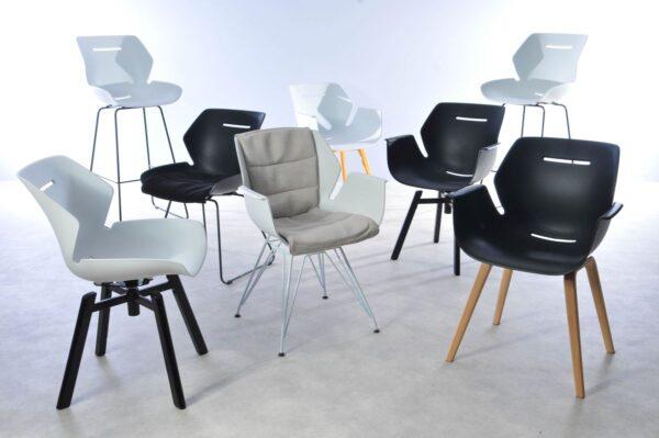 Dining room chair Tooon Sledge