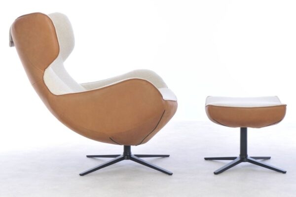 Lounge chair Martine