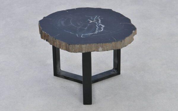 Coffee table petrified wood 37295