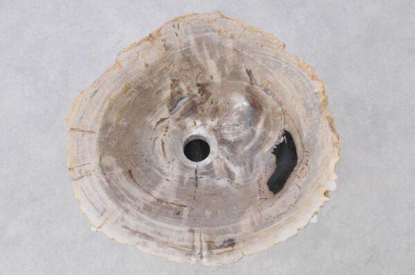 Lavabo bois pétrifié 37333