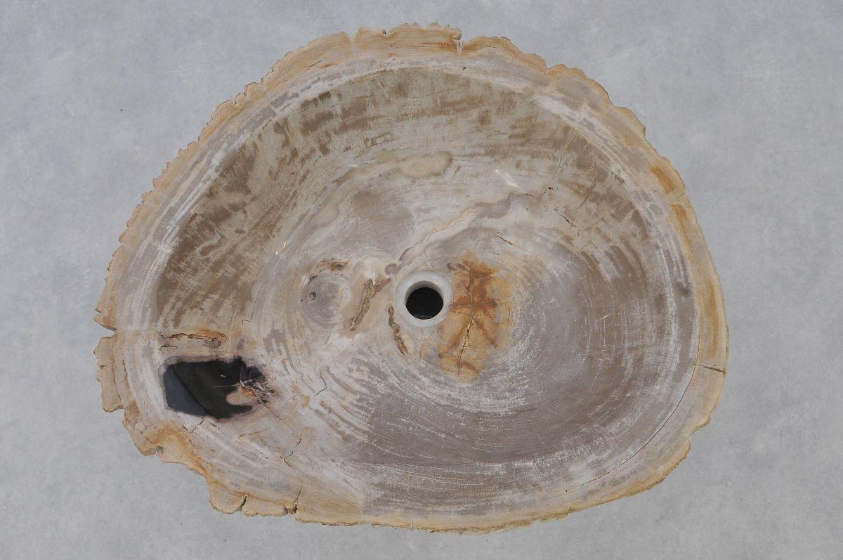 Lavabo bois pétrifié 37343