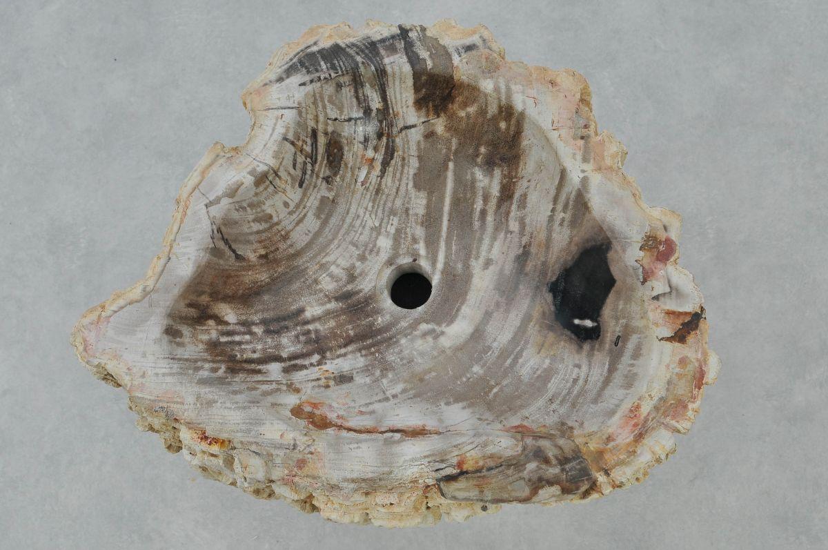 Lavabo bois pétrifié 37347