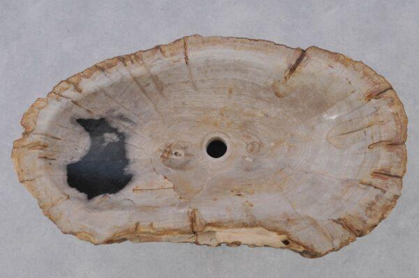 Lavabo bois pétrifié 37350