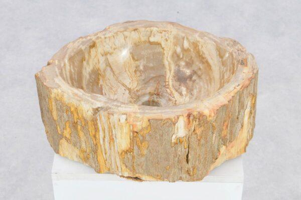 Lavabo madera petrificada 37329