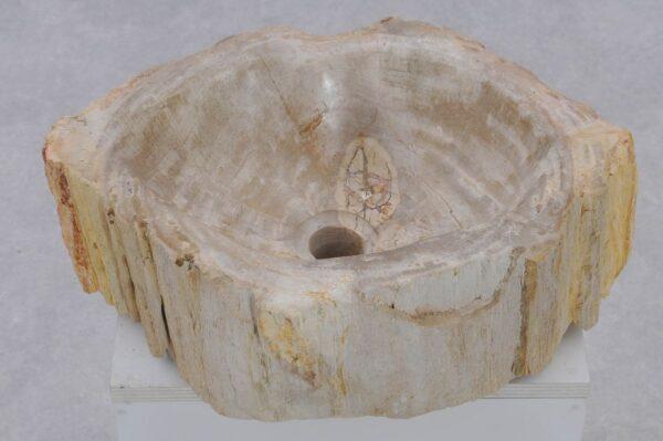 Lavabo madera petrificada 37344