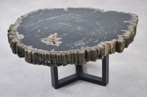 Mesa de centro madera petrificada 35145