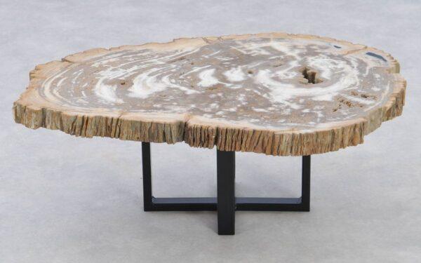 Mesa de centro madera petrificada 37206