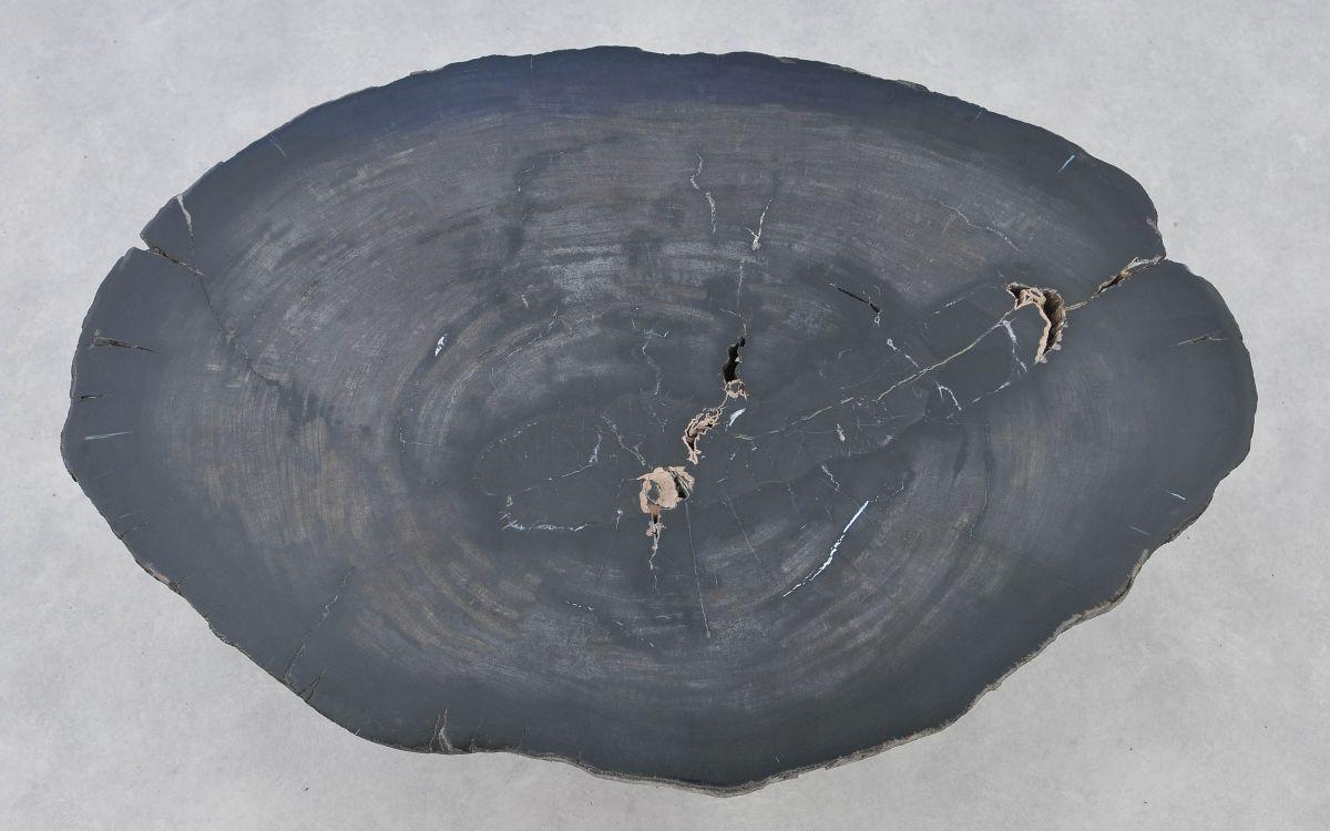Mesa de centro madera petrificada 37258