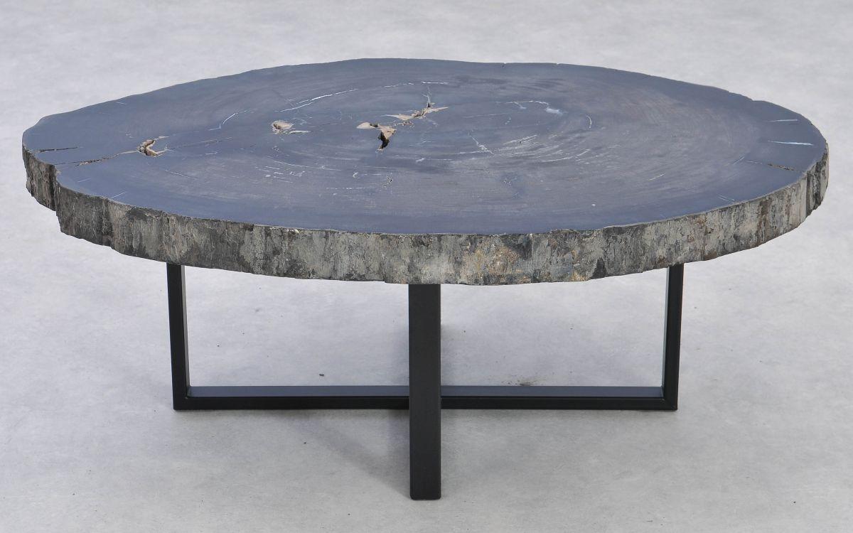 Mesa de centro madera petrificada 37260