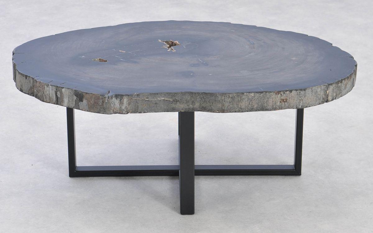 Mesa de centro madera petrificada 37282