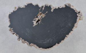 Salontafel versteend hout 37376