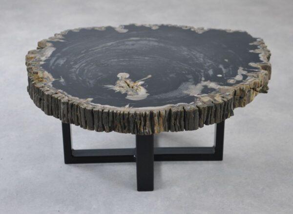 Table basse bois pétrifié 35140