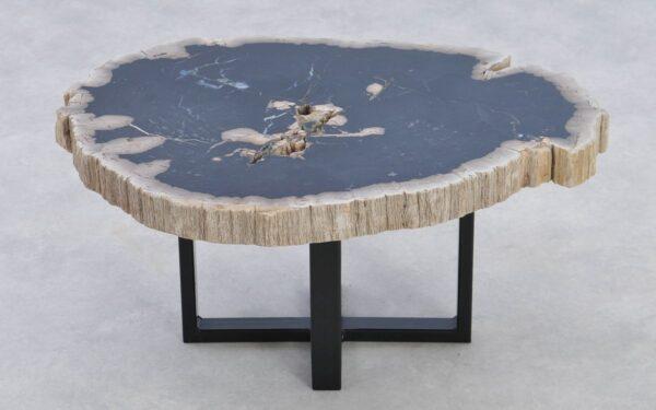 Table basse bois pétrifié 37161