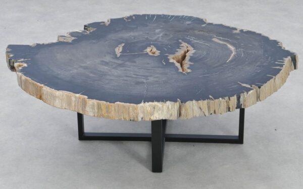 Table basse bois pétrifié 37221