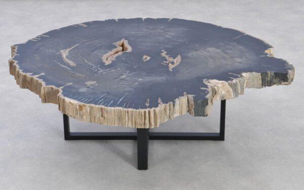 Table basse bois pétrifié 37222
