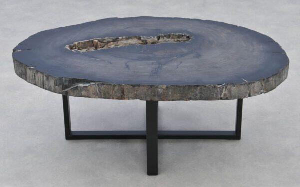 Table basse bois pétrifié 37272
