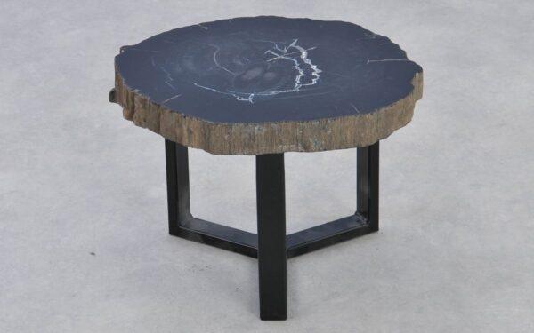 Table basse bois pétrifié 37287