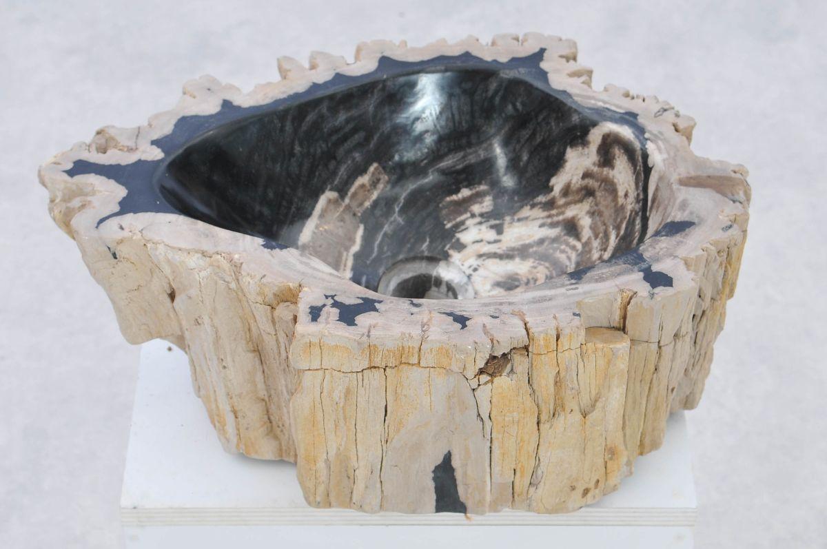 Wash hand basin petrified wood 37330