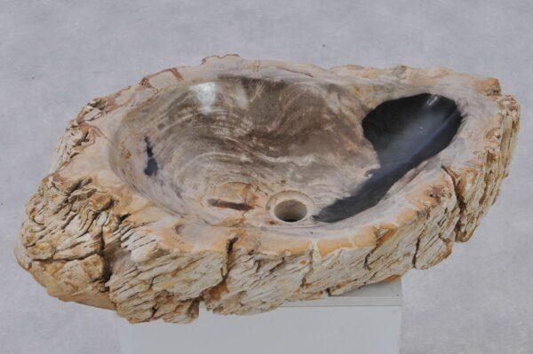Wash hand basin petrified wood 37340