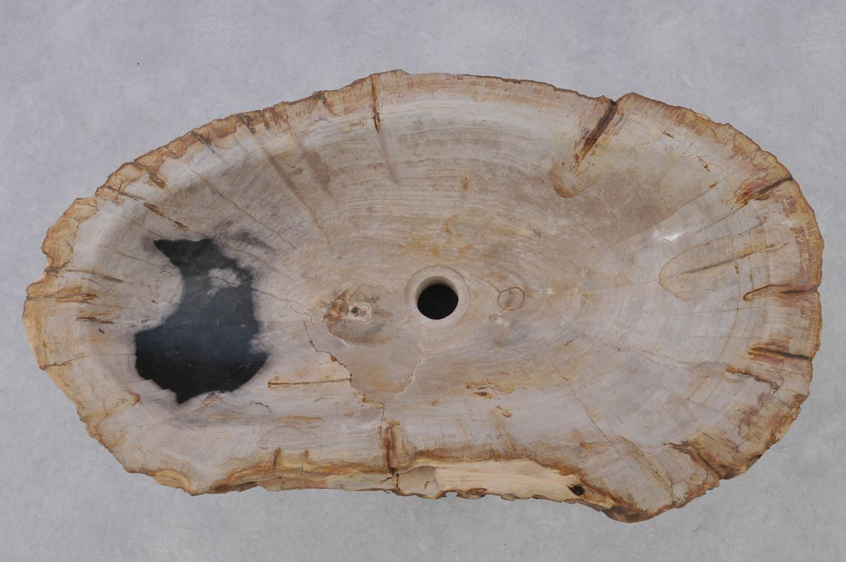 Wash hand basin petrified wood 37350