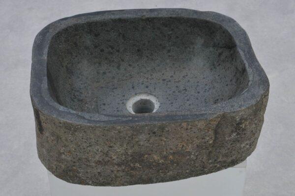 Wash hand basin petrified wood 37363