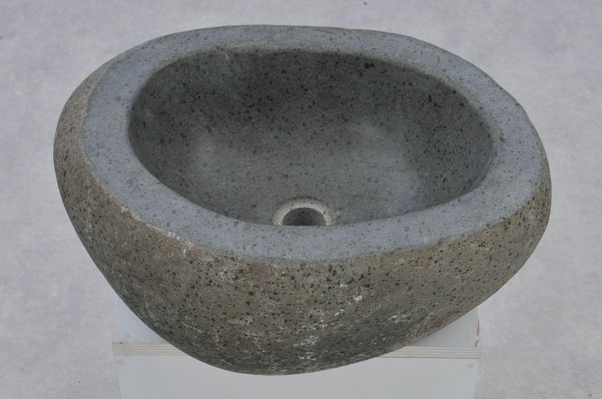 Wash hand basin petrified wood 37366