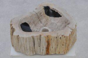 Wash hand basin petrified wood 37367