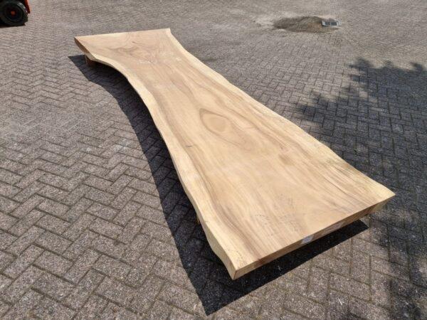 Live edge table suar 26506