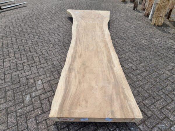 Live edge table suar 26507