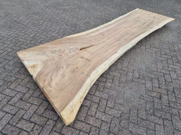 Live edge table suar 26509