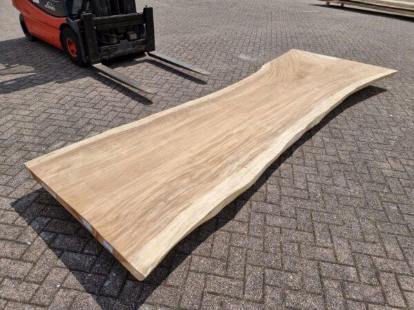 Live edge table suar 26511